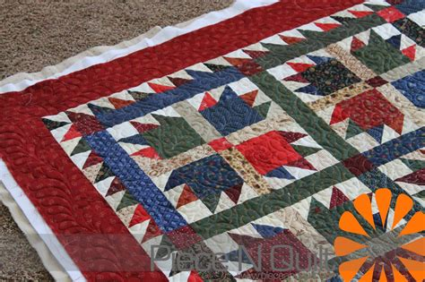 Claw Quilt by N Quilt Paw Quilt