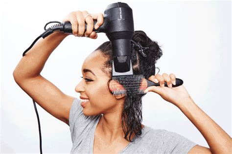 Hair Dryer With Brush Attachment Boots the mistake using a comb attachment on your dryer