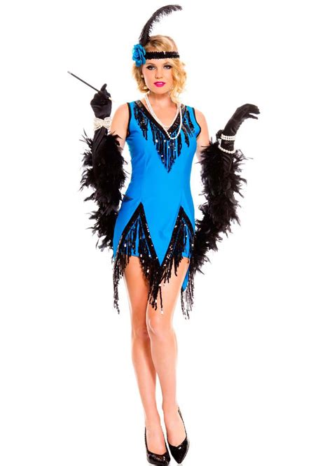 womens rag time flapper black costume wholesale 20s fascinating flapper costume sequin flapper dress black and