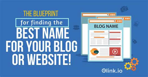 blogger name generator what is a blog name generator top blog name generators