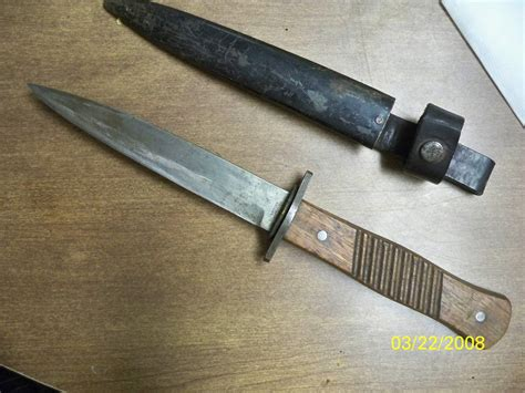 knives germany german fighting knife