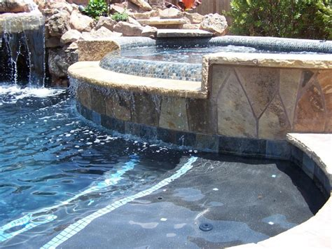 pool tile ideas 33 jacuzzi pools for your home