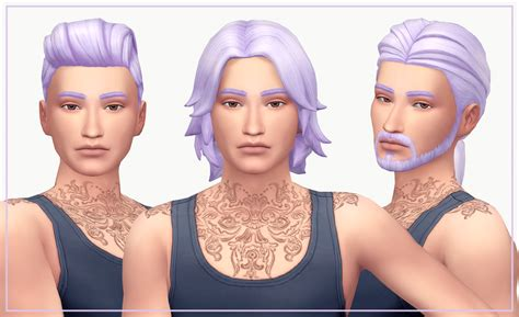 my sims 4 blog base game book recolors by inabadromance my sims 4 blog base game hair recolors by wms