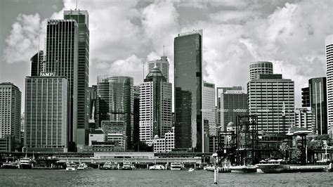 black and white sydney skyline wallpaper the facts and file black and white sydney skyline 6599760251 jpg