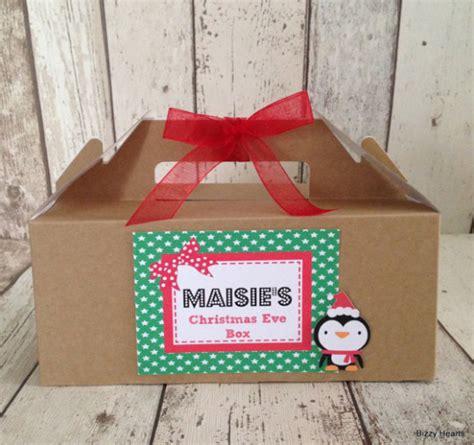 printable christmas eve box d i y christmas eve box everything you need