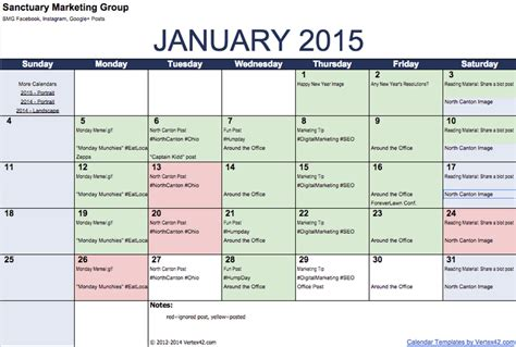 social media planning calendar template determining a social media strategy some planning execution