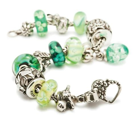 Green With Envy Trollbeads