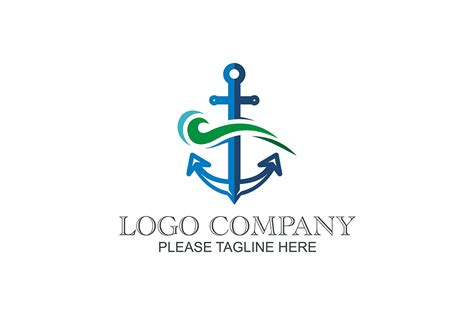 anchor logo anchor logo graphic by friendesign acongraphic