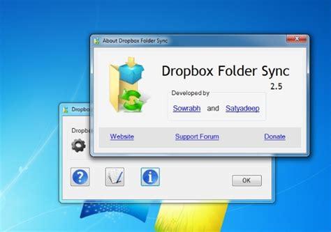 dropbox folder sync programmi per dropbox salvatore aranzulla