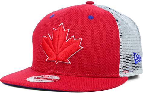 Topi New Era Original Mlb Toronto Blue Jays Fitted Size 714 new era toronto blue jays mlb mesh 9fifty snapback cap where to buy how to wear