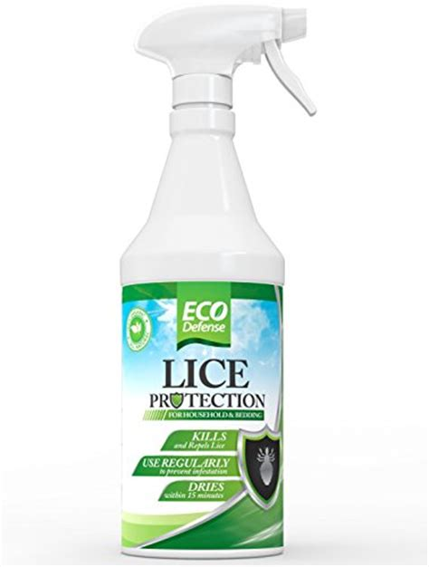 38 eco defense lice treatment for home bedding