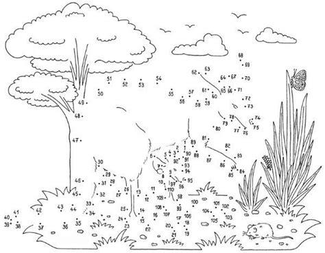 imagenes para colorear uniendo puntos dibujo de unir puntos de canguro con beb 233 dibujo para