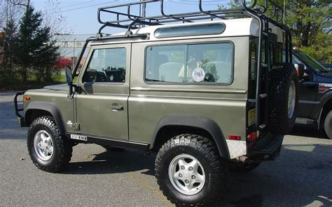 1997 Land Rover Defender 90 Pictures Information And