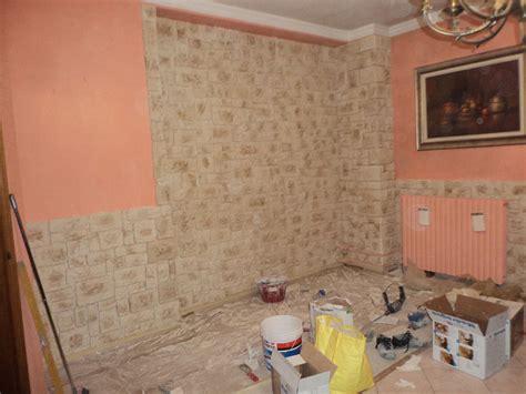 rivestimenti interni finta pietra rivestimento muro in pietra finta