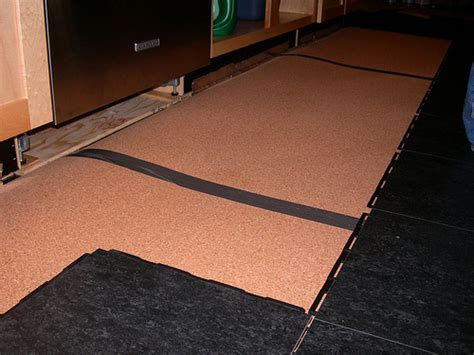 linoleum over cork underlayment flickr photo sharing