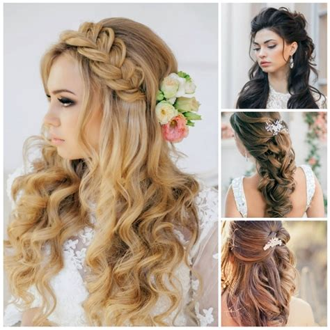 Half Up Half Prom Hairstyles by Half Up Half Hairstyles Prom Hairstyle Hits Pictures