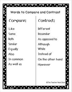 picture books to teach compare and contrast compare and contrast on folktale