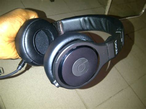 Beats By Dre Pro Detox Vs Real not available anymore technology market nigeria