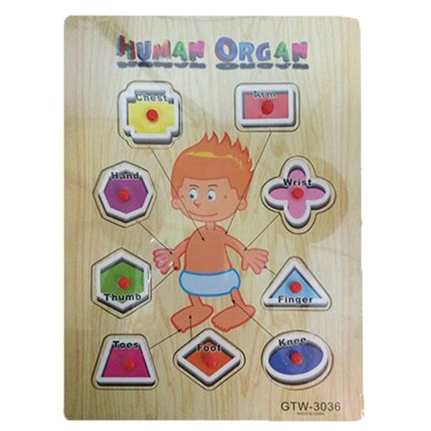 Learning Puzzle parts wooden puzzle planet x store