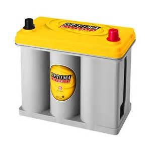 optima 174 honda accord 2003 2007 yellowtop car battery