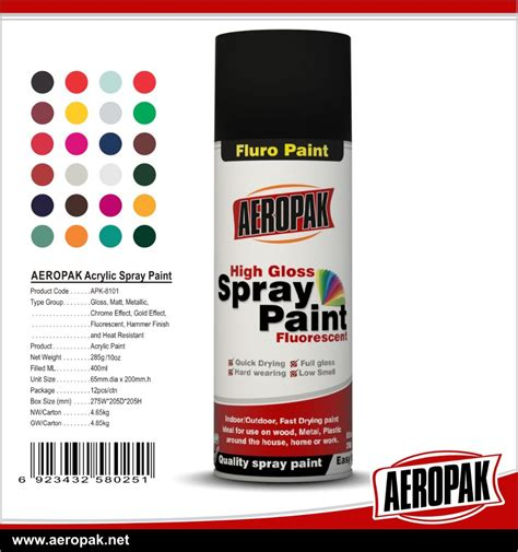 aeropak spray paints free sles view spray paint aeropak aeropak product details from