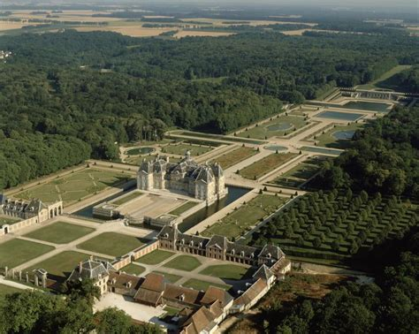 rendez vous at the ch 226 teau de vaux le vicomte official