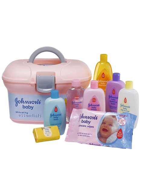 Johnson S Baby Gift Box 83 best relief kit images on babies stuff