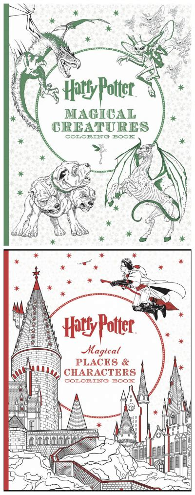 harry potter colouring book for grown ups cool tween boy gift ideas everyday savvy