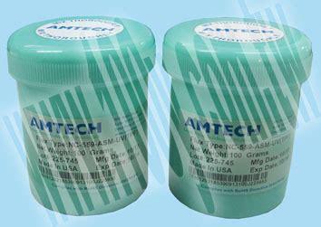 Amtech Nc 560 勝特力電子零件材料 gt nc 560 lf 100g amtech 100g 瓶 助焊膏