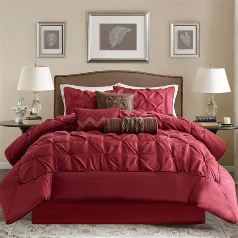 madison park comforter sets madison park laurel 7 piece comforter set ebay