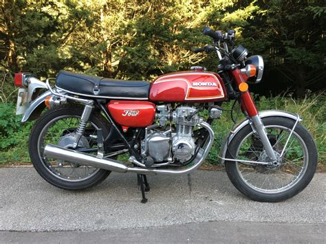 1973 honda cb350 four the honda 350 4 was the smallest of the 70 s road going fours the honda