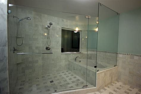 Custom Glass Doors For Showers Custom Glass Shower Door Company In Chicago Area