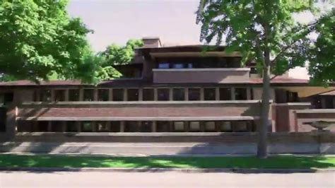 frank lloyd wright prairie house the robie house frank lloyd wright s prairie style