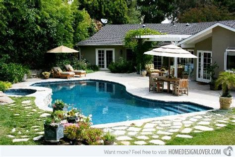 Backyard Pools For Adults Best 60 S Fab Backyard Images On