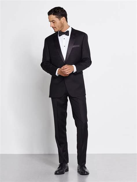 25  best ideas about Black tux on Pinterest   Black tuxedo
