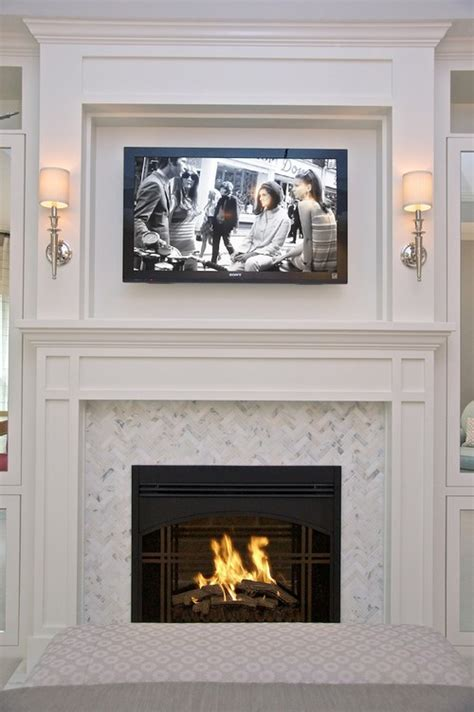 Cottage and Vine: Client Inspiration: Fireplace Surrounds