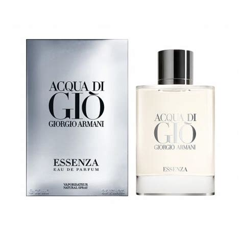 Parfum Acqua Di Gio Essenza acqua di gio essenza 2 5 edp sp for gal24670 3605521419378
