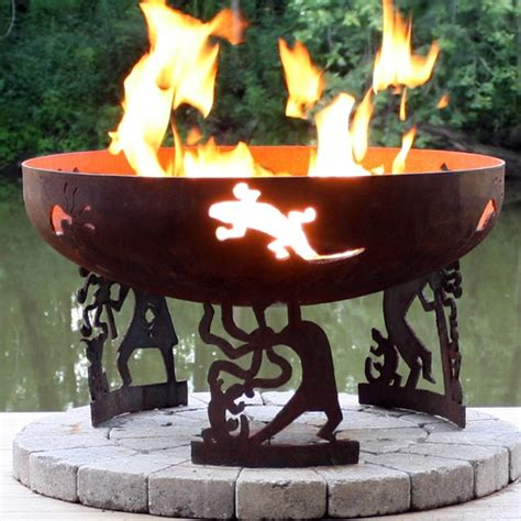Indoor Wood Burning Pit 73 Best Images About Backyard Pits On