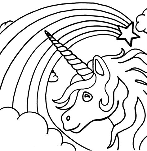 Pics Of Coloring Pages by Unicorn Coloring Pages 187 Coloring Pages