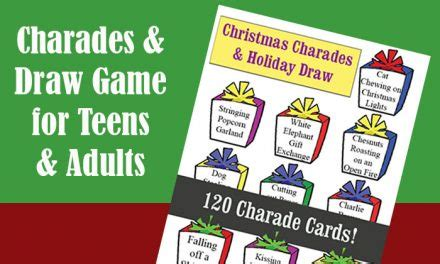 ernie the elf gift passing game gift exchange chaos printable