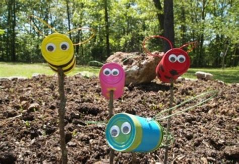 Garden And Craft Ideas The Coolest Recycled Projects For Craftfoxes