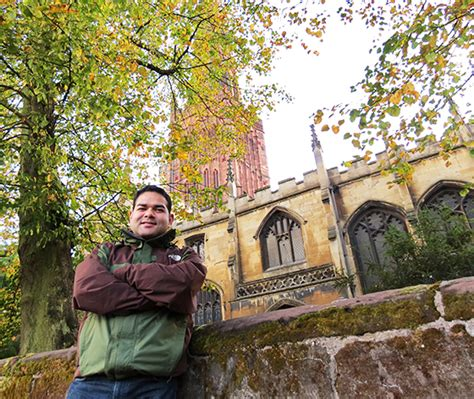 Mba Dmu by Guatemalan Mba Graduate Takes His Around The World