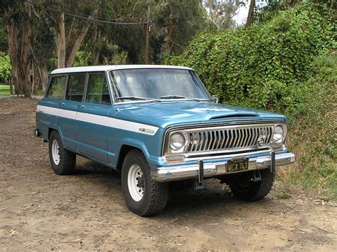 1960 jeep wagoneer jeep wagoneer the s suv second daily classics