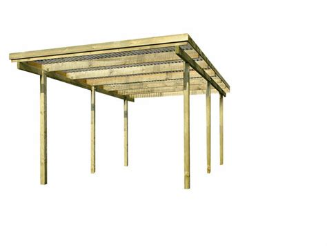 carport billig selber bauen carport 304x510 cm billigt jem fix