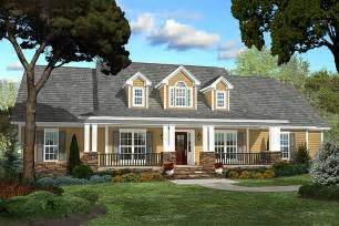 Country Style Home Plans Country Style House Plan 4 Beds 2 5 Baths 2250 Sq Ft Plan 430 47