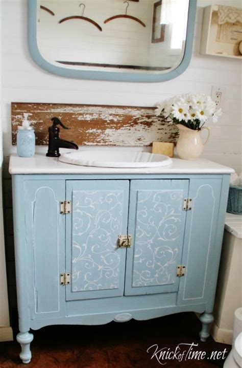 farmhouse bathrooms and projects knick of time