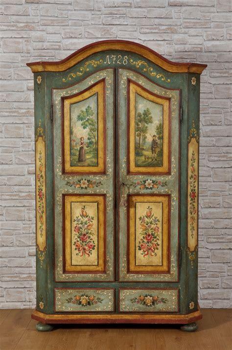 armadi di lusso armadio di lusso decorato a mano in stile 700 barocco