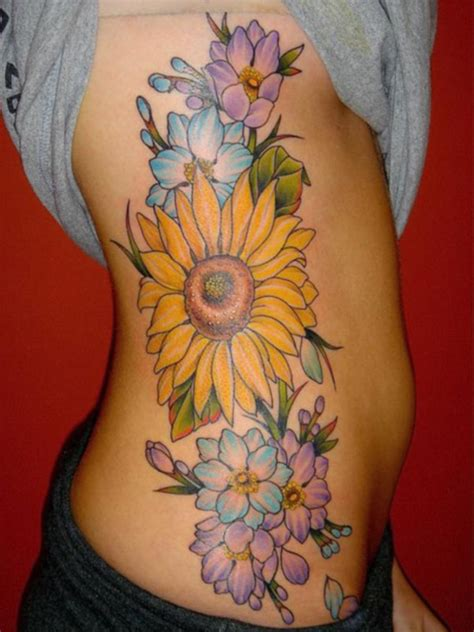 101 Beautiful Floral Tattoos Designs That Will Blow Your Mind Flower Tattoos Designs 2