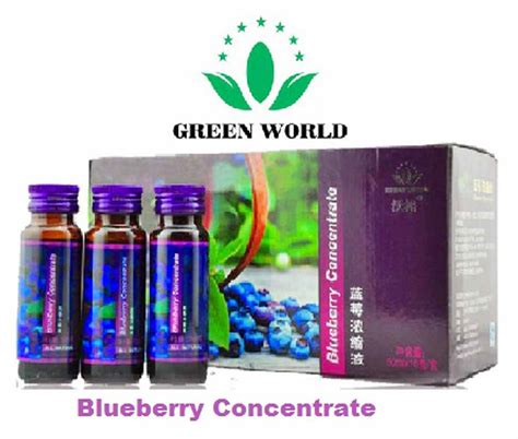 Green Coffee Nutrimax blueberry concentrate antioksidan alami 100 aman