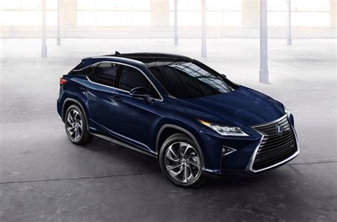 new lexus rx priced from 163 39 995 autocar
